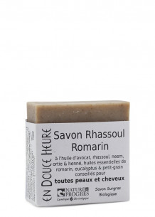 savon shampooing solide rhassoul romarin bio et artisanal. Black Bedroom Furniture Sets. Home Design Ideas