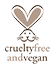 label cruelty-free and vegan
